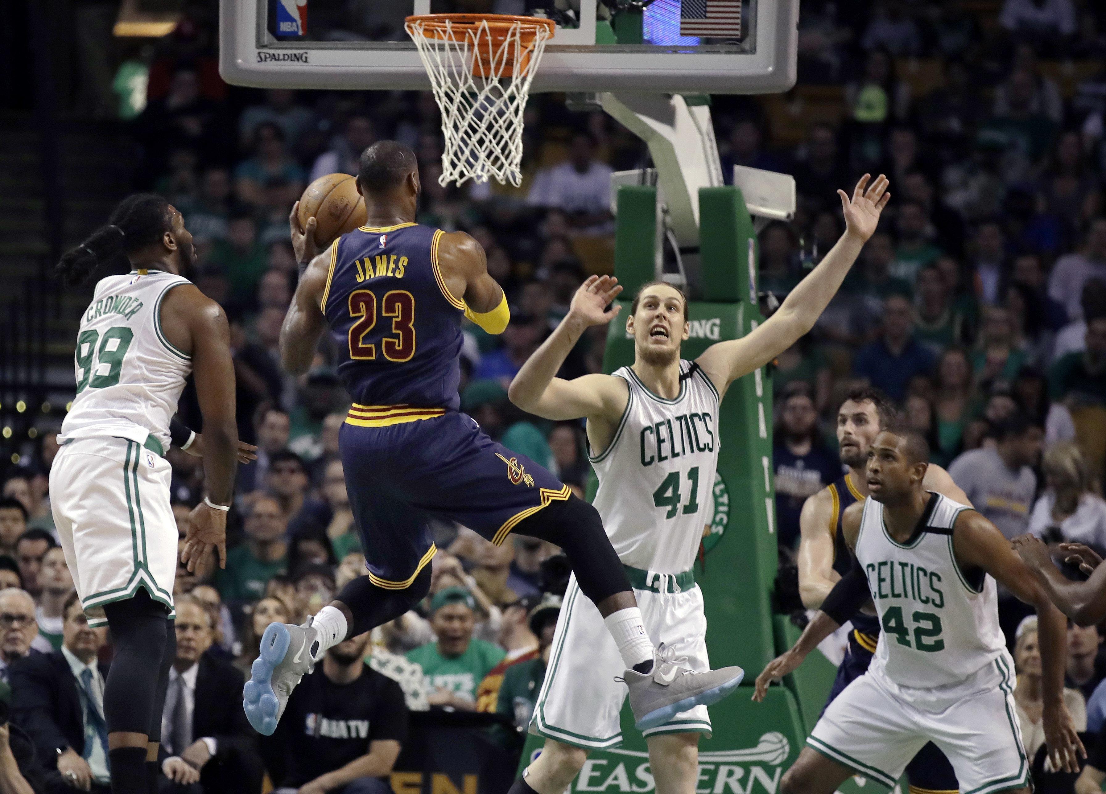 Cavs - Celtics Maçı İddaa Tahmini ve Yorumu 22 Mayıs 2017