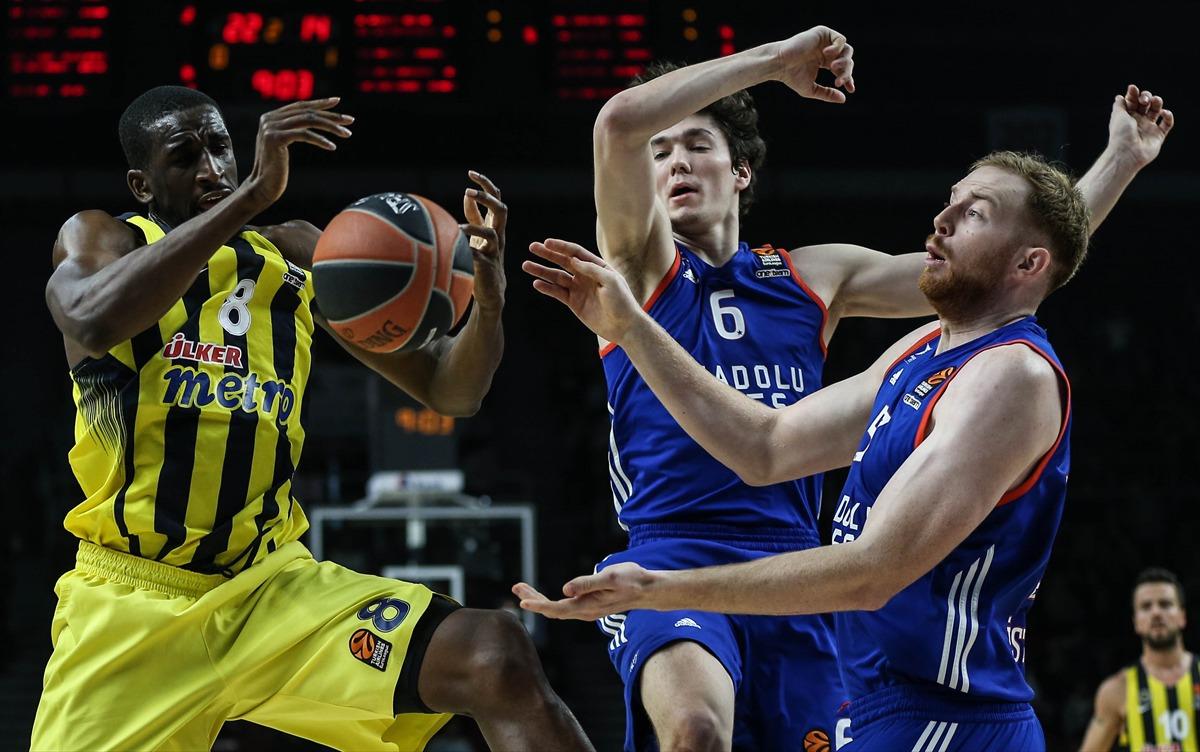 Anadolu Efes - Fenerbahçe Maçı İddaa Tahmini 10 Mayıs 2017