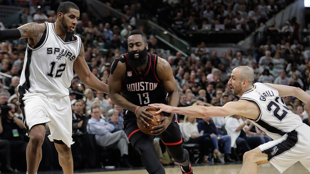 H.Rockets S.Antonio Maçı İddaa Tahmini 6 Mayıs 2017