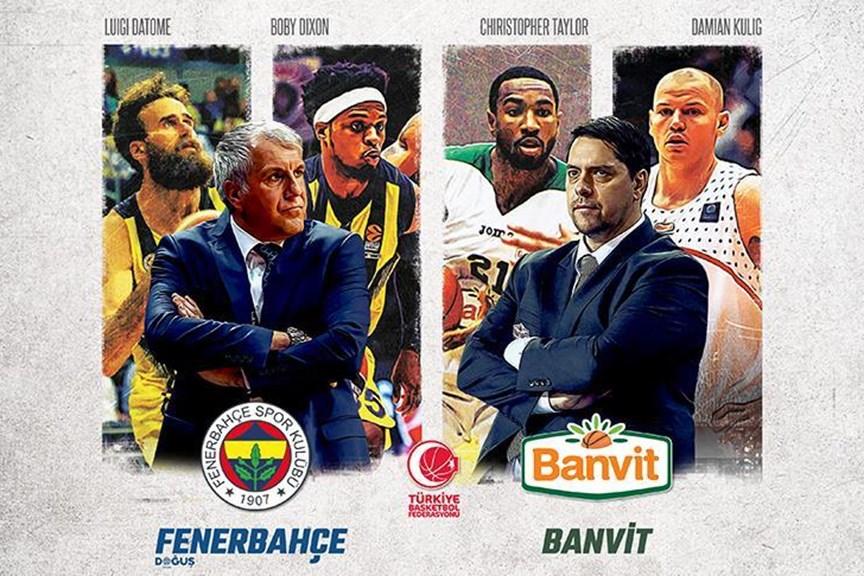 Fenerbahçe - Banvit İddaa Tahmini 04.10.17