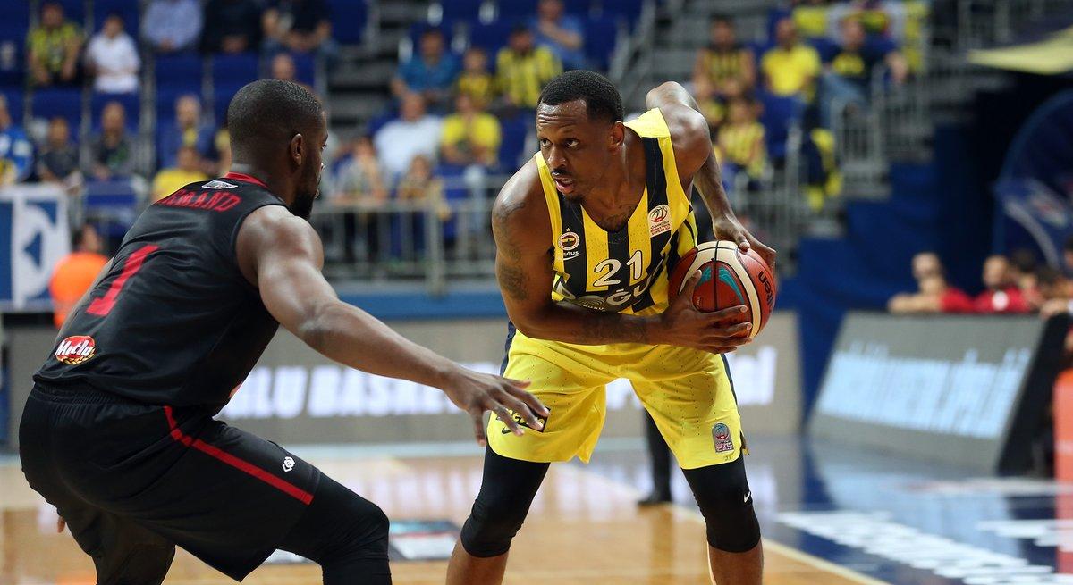 Fenerbahçe Doğuş - Anadolu Efes İddaa Tahmini 25.10.17