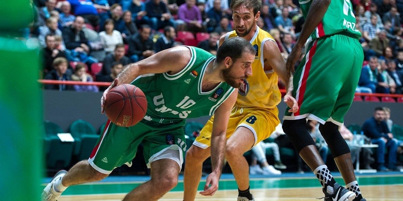 Unics Kazan - Andorra İddaa Tahmini 15.11.17