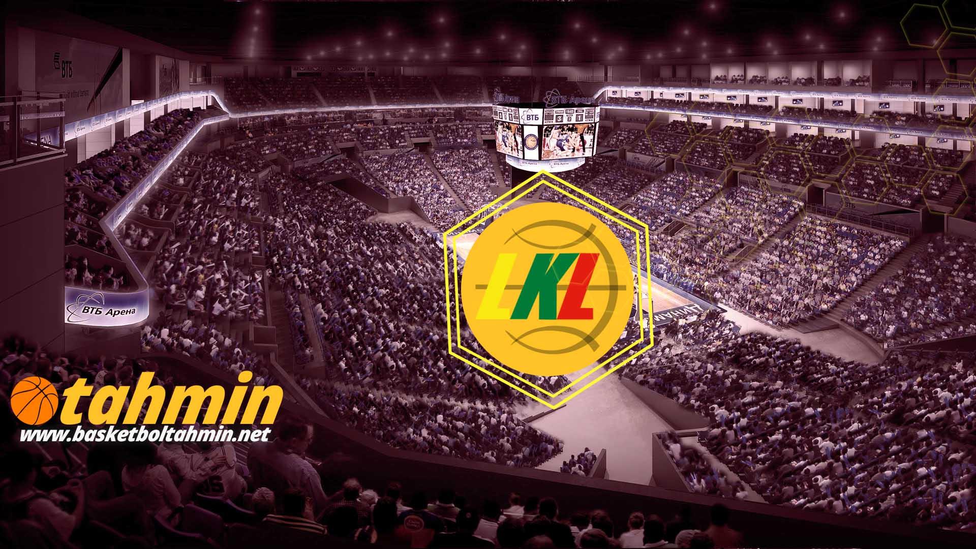 LKL Litvanya Basketbol Ligi